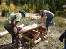 VT Log Repairs 05