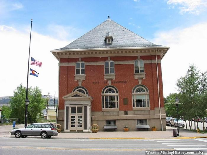 Leadville City Hall
